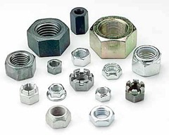 IndustrialNuts thumb Industrial Bolts and Fasteners
